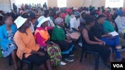 Abalalele ingxoxo mpikiswano eyenzelwe eGwanda ...