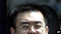 김정일 위원장의 장남 김정남 (자료사진)