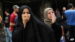 Los ataques se producen poco más de una semana después de que las fuerzas de Bagdad liberaran por completo la ciudad de Fallujah.