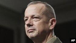 جنرال الن: طالبان د خلکو له منځ نه شړل شوي