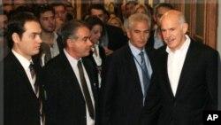 امکان تشکیل حکومتی ائتلافی در یونان