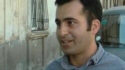 آزادی زندانی سياسی در آذربايجان پيش از سفر کلينتون