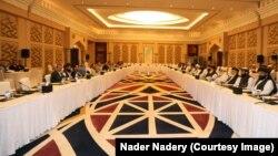 2 Aralık 2020 - Afgan yetkililer ile Taleban temsilcileri Doha'da görüştü