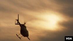 Uno de estos helicópteros sería acondicionado para uso del presidente de la República de Ecuador.