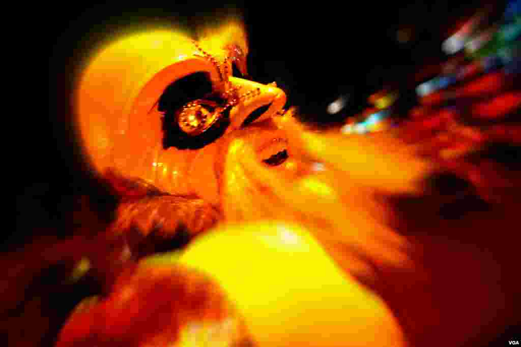 Хэллоуин. «Карнавальная ночь»