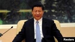 习近平在北京人民大会堂