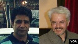 Şəhriyar Gələvani və Abbas Köçəri