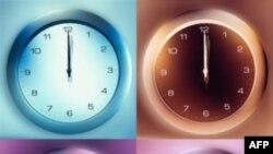 Chúa Nhật 13 tháng 3 toàn nước Mỹ sẽ đổi giờ bằng việc vặn đồng hồ nhanh lên 1 giờ