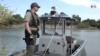 Miles de inmigrantes arriesgan sus vidas al cruzar el peligroso Río Grande, en la frontera entre México y EE.UU.
