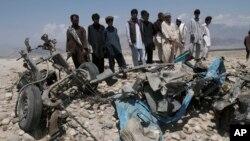 انفجار ماین های کنار جاده عمده ترین عامل تلفات غیرنظامیان خوانده شده است