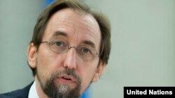 BM İnsan Hakları Yüksek Temsilcisi Zeid Ra'ad El Hüseyin