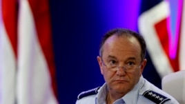 FILE - NATO's Supreme Allied Commander in Europe, U.S. Air Force General Philip Breedlove.