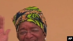 Ellen Johnson-Sirleaf dirige a Libéria desde 2005