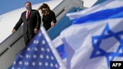 美國國務卿蓬佩奧2020年11月18日訪問以色列