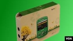 El Samsung Reclaim es un teléfono móvil ecológico en prácticamente todos sus aspectos.