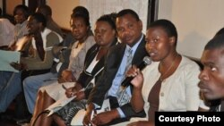 Some members of the public attending a stakeholders in Bulawayo following the July 2013 general election. (File Photo/Bulawayo Agenda Facebook Page)