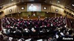 教宗方濟各星期四在梵蒂岡召開峰會,討論打擊兒童性侵害行為的議題。