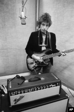 Bob Dylan was one the first songwriters to mix poetry with the power of rock and roll.