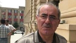 Eldar Sabiroğlu: Deyir, ata biri başımı təpiklə sıxır, biri dubinka ilə vururdu... başıma bir vedrə soyuq su tökdülər