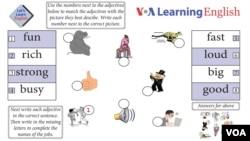 Activity Sheet - Lesson 29