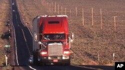 卡车承担美国货运总量70%