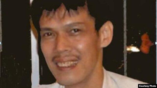 Nhà báo độc lập Phạm Chí Dũng.