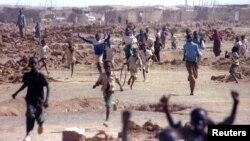 南蘇丹境內局勢仍未平穩