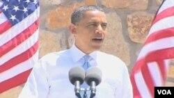 Predsjednik Barack Obama govori o reformi imigracijskih zakona - El Paso, Texas 5. maj 2011.