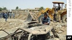 伊拉克北部爆炸事件造成更多伤亡