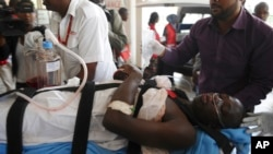 U.S. Condemns Kenyan Massacre