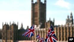 Gedung Parlemen Inggris di London, 22 Januari 2019. (Foto: dok).