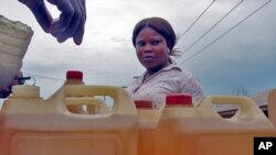 Monitoring groups are pushing for more transparency on payments for resources from Africa.