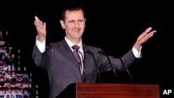 Negara-negara Barat menolak usul Presiden Bashar al-Assad yang bertujuan untuk mengakhiri konflik di Suriah.