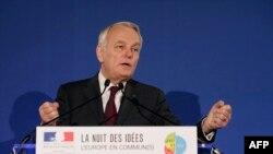 Menteri Luar Negeri Perancis Jean-Marc Ayrault (foto: dok).