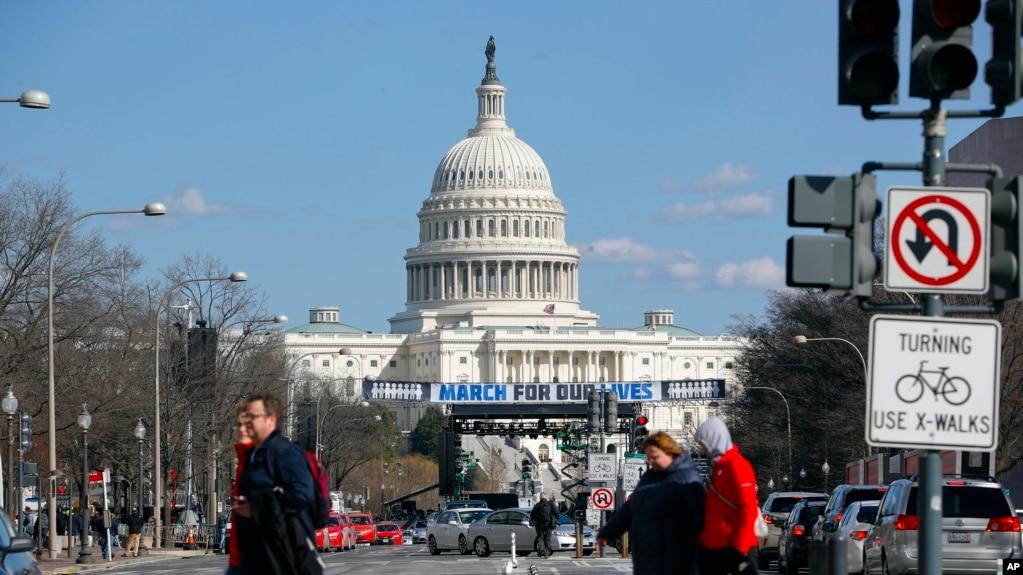 """""""Marshojmë Për Jetët Tona"""" – tubim në Uashington"""