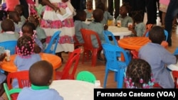 Centro Infantil de Pomba Nova, Sumbe, Kwanza Sul
