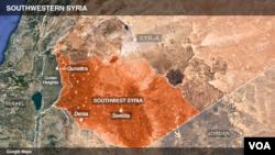Southwestern Syria