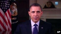 پـیرۆزبایی سهرۆک ئۆباما به بۆنهی جهژنی نهورۆزهوه