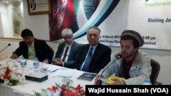 حال ہی میں افغان صحافیوں کے وفد نے اسلام آباد کا دورہ کیا تھا