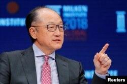 김용 세계은행 총재가 7일 임기 3년을 남겨두고 돌연 사임을 발표했다.