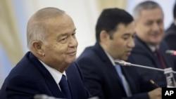 Islom Karimov prezidentligining so'nggi yillari suratlarda