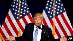 Donald Trump, umukandida w'Umurepublika
