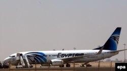 Pesawat penumpang EgyptAir