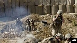 U.S. Marines in Afghanistan (FILE)
