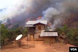 Kebakaran hutan di Sumatera menyebabkan polusi udara terburuk di wilayah itu sejak tahun 2006.
