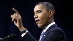 تاکید اوباما برمناسبات مثبت با چین
