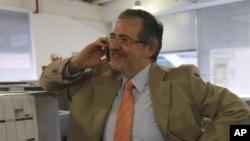 Otero expresó su rechazo a la campaña del gobierno venezolano contra el periódico.