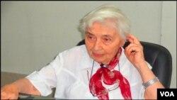 پاکستان میں جذام کی بیماری کیخلاف جنگ لڑنے والی جرمن خاتون رُوتھ فاؤ
