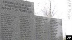 Scottish Investigators Review Case of 1988 Bombing of Pan  Am Flight 103