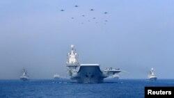 分析:两岸关系从政治僵局到军事炫耀